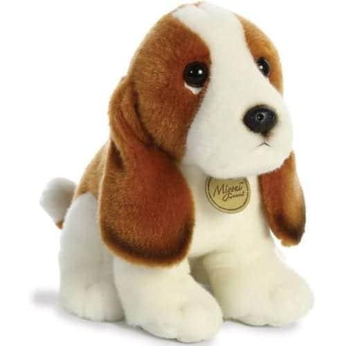 basset hound teddy