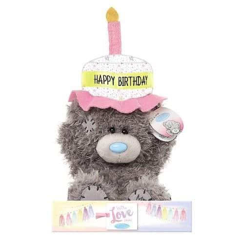 Me to You Cupcake Birthday Bear