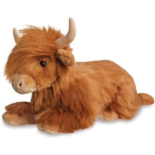 Bruce Highland Cowsoft toy