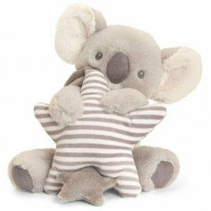 keel toys musical koala teddy