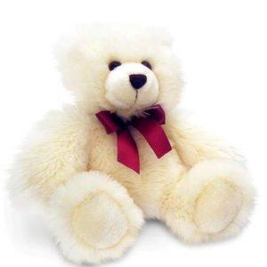 Hharry personalised teddy cream