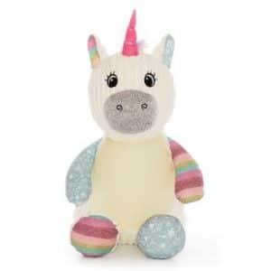 Starflower baby sensory Unicorn teddy