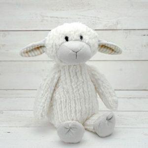 personalised baby sheep