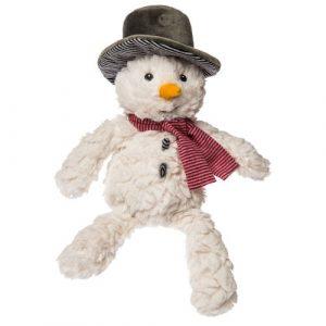 blizzard putty snowman soft toy