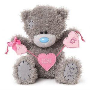 Me to you bear I love you