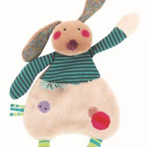 moulin roty rabbit comforter