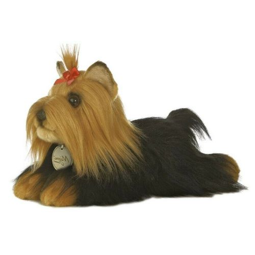 yorkshire terrier soft toy dog